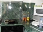 Кухня квартиры в Бургас