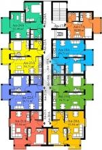 Блок 3, 3 этаж