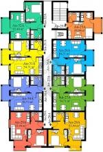 Блок А, 4 этаж