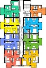 Блок А, 5 этаж,