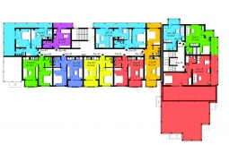 6 этаж 1,2