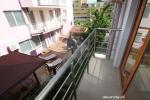 Квартира с тремя балконами