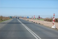 Реконструкции и расширение дорожного пути Ахелой - Поморье