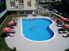отель форум - бассейн