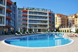 элитные апартаменты на берегу моря
