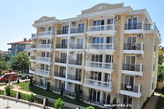 Квартиры с 2 спальнями в Болгарии купить