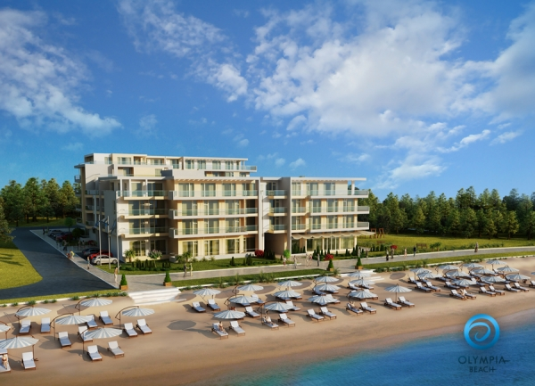 квартиры на продажу на берегу моря в Болгарии