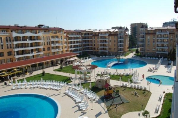 квартира на море в Болгарии
