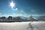 местность Цигов чарк зимой
