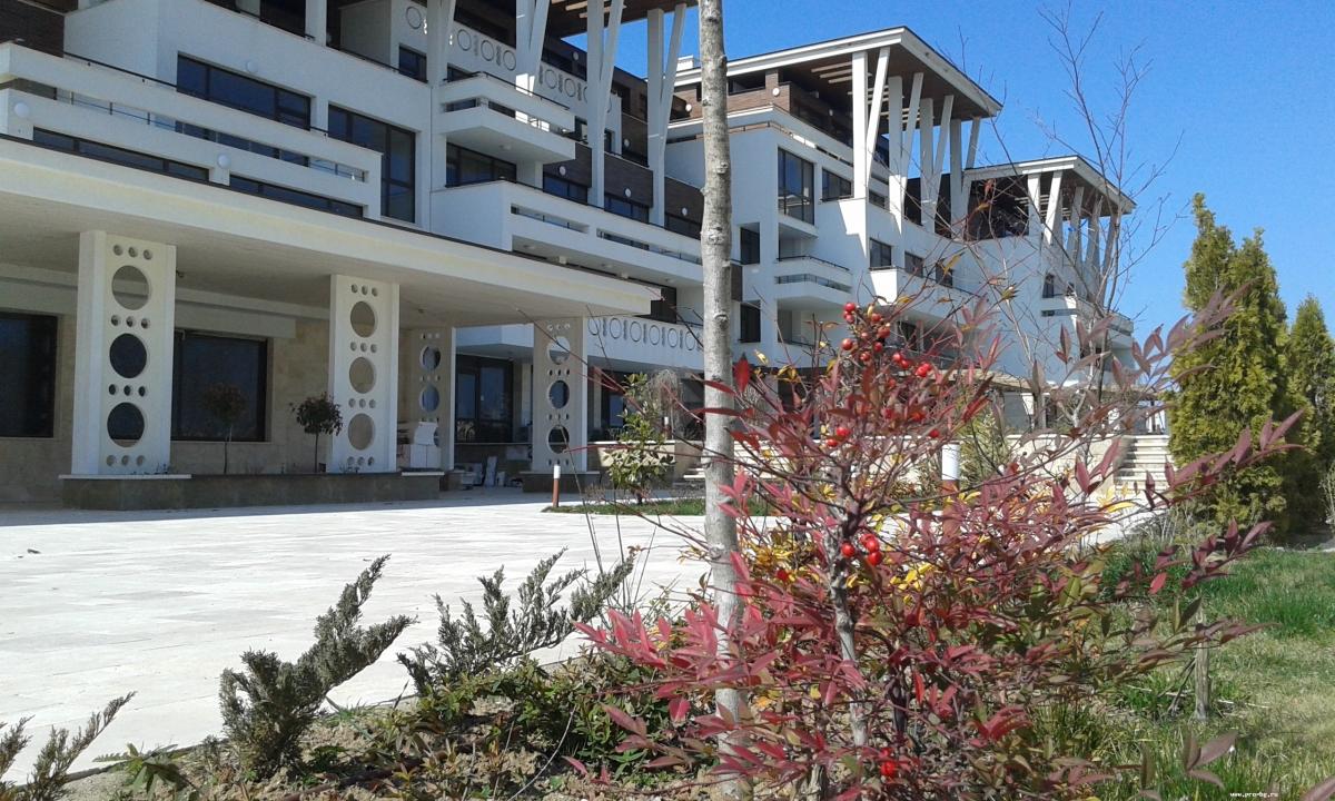 7 - Продажа недвижимости в Болгарии, ЖК Каскадас, студио