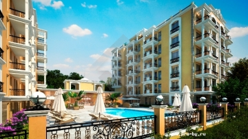 Квартира в Поморие - недвижимость в Болгарии купить по