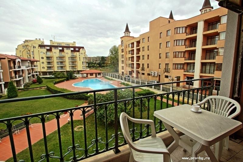 Вторичка в Болгарии - продажа квартиры в Солнечном Береге