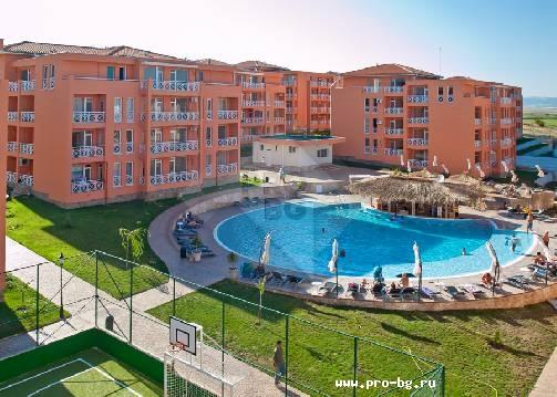 Купить квартиру в Болгарии в Солнечном Береге; квартиры у