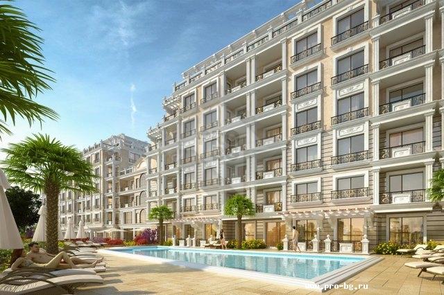 Купить дешевую квартиру в Болгарии Меблированя вторичка