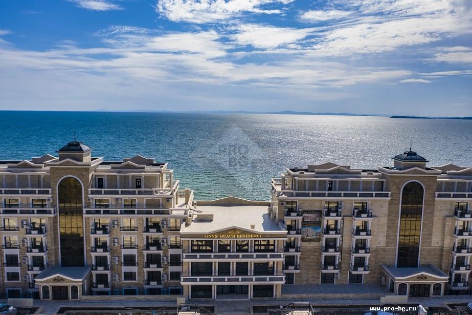 Квартиры на первой линии в Болгарии, квартиры в видом на море